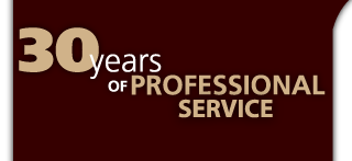 30 years of professional musculoskeletal care